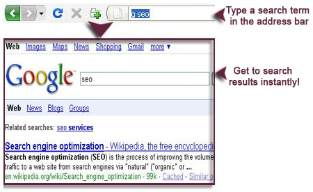 17 Useful SEO-Related FireFox Quick Searches