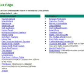 Revisiting Your Links Page