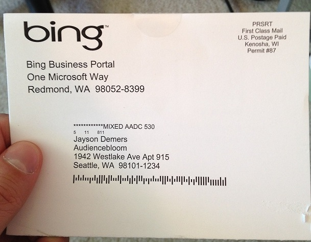 How to Set Up Your Company in Bing Business Portal