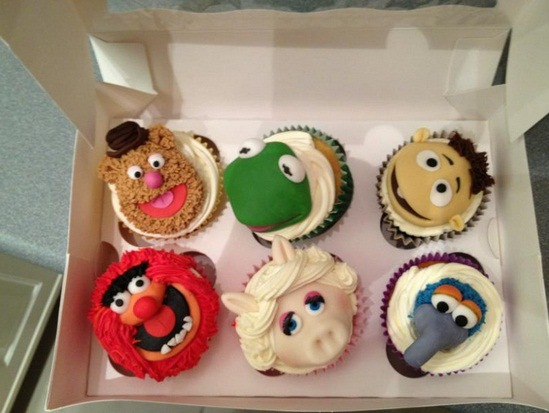 Muppet Cakes