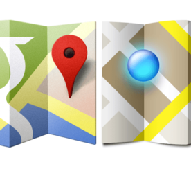 Google Brings Traffic Updates To Maps App; Adds Search to Waze App