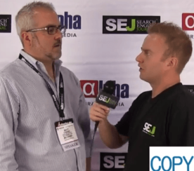 How To Get Online Reviews For Your Business: Interview With Matt Craine At #Pubcon 2013