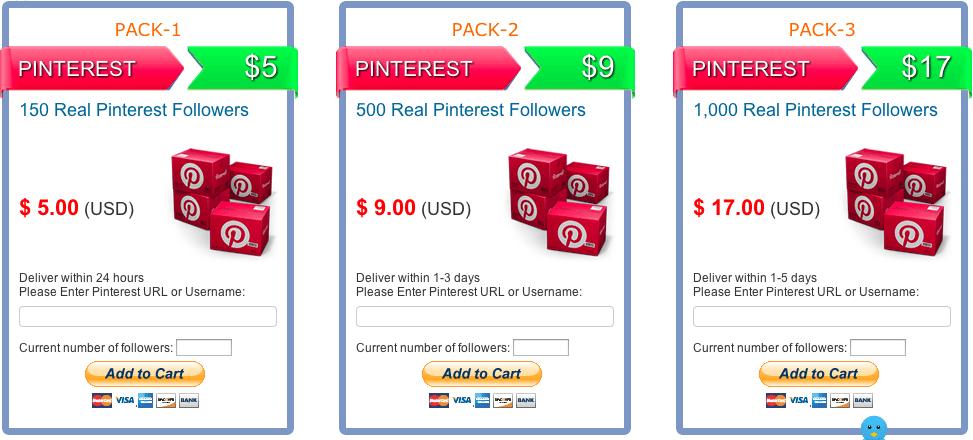 Buying Pinterest Followers: A Good or Bad Idea?