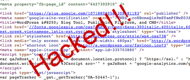 Google Give Tips For Identifying If Your Site Has Been Hacked, And How To Fix It