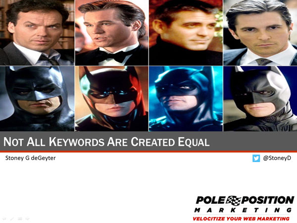 Not All Batman Actors Are Created Equal