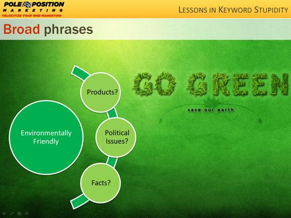Broad phrases