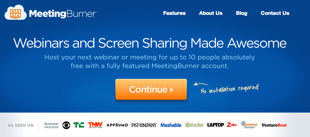 Meeting-Burner