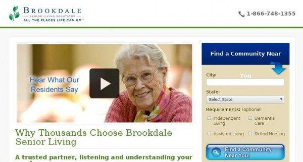 brookdale living