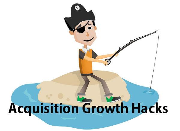 Customer Acquisition Growth Hacks