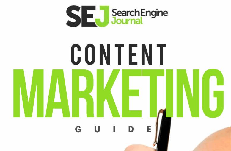 SEJ Content Marketing Guide