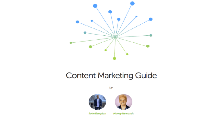 Introducing The 2015 Beginner's Guide to Content Marketing