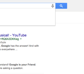 Google Suggest is Now Smarter… Sometimes