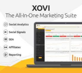 Competitor Keyword Analysis & Other Tricks with XOVI
