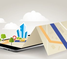 Where Local Searches Start: Learning Where to Market Your Small Business