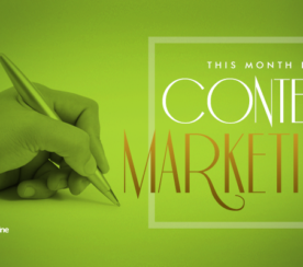 This Month in Content Marketing: September 2016