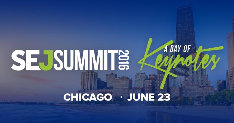 SEJ Summit 2016: Chicago