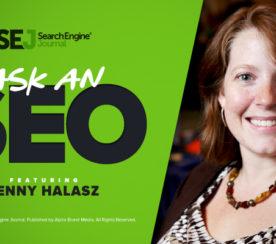 #AskAnSEO with Jenny Halasz: Rapid Fire Q&A