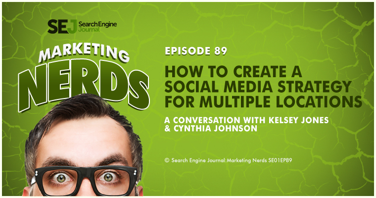 How to Create a Social Media Strategy for Multiple Locations with Cynthia Johnson