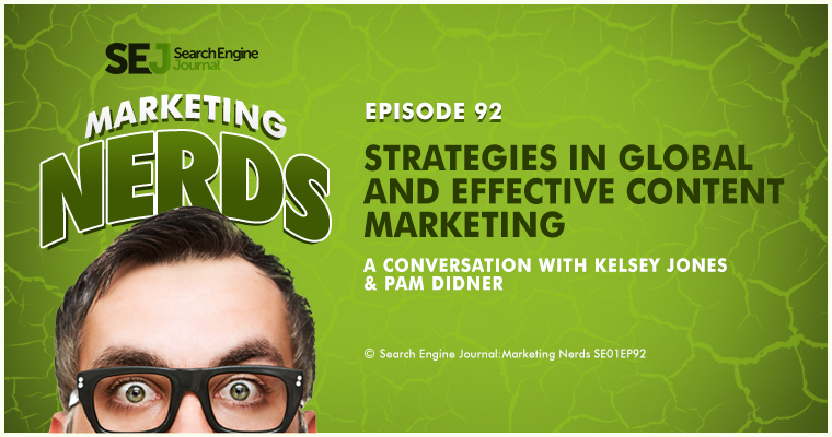Strategies in Global and Effective Content Marketing with Pam Didner