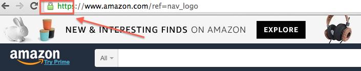 Amazon padlock image