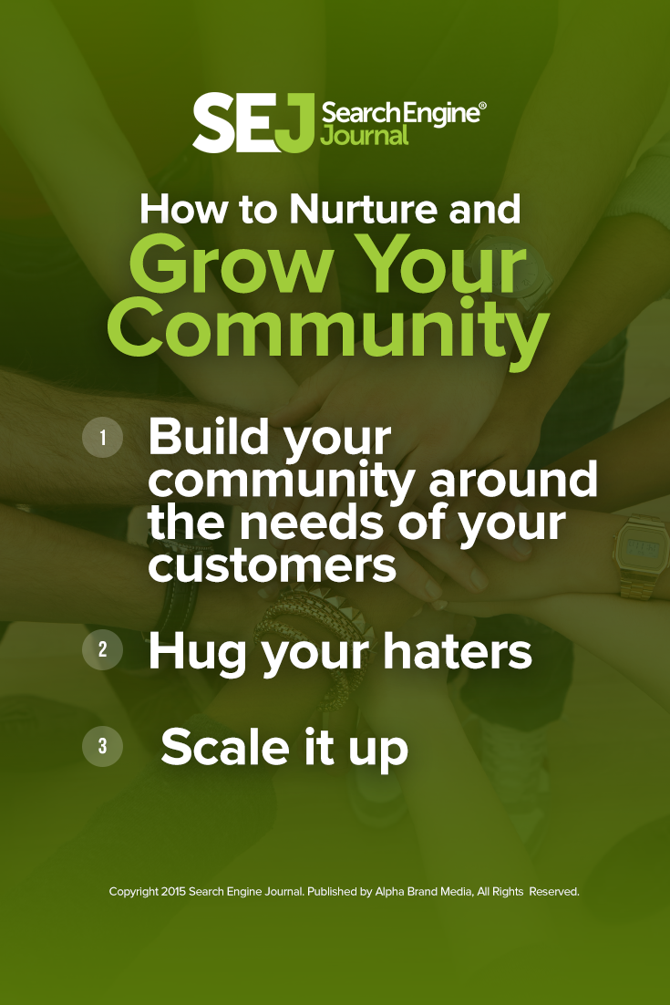 How to Nurture and Grow Your Community