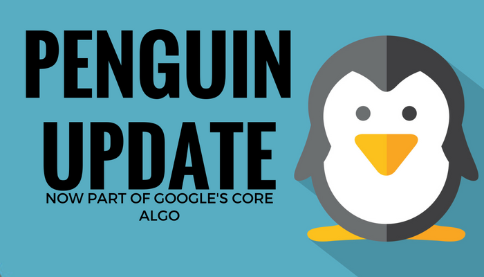 Penguin is Now a Real-Time Component of Google's Core Algorithm