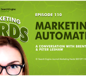 Marketing Automation Best Practices with Peter Leshaw [PODCAST]