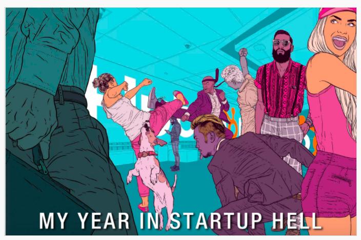Startup Hell Screenshot
