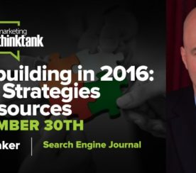 Link Building: Strategies & Resources [Webinar Recap/Podcast]