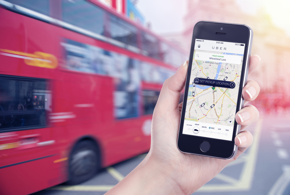 Book an Uber Ride Directly in Google Maps on iOS and Android