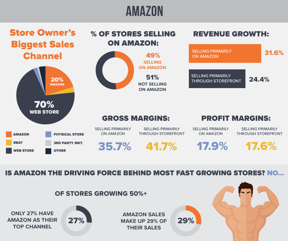 Amazon Seller Revenues