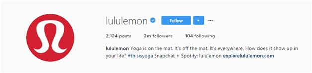 Luklemons Instagram Profile