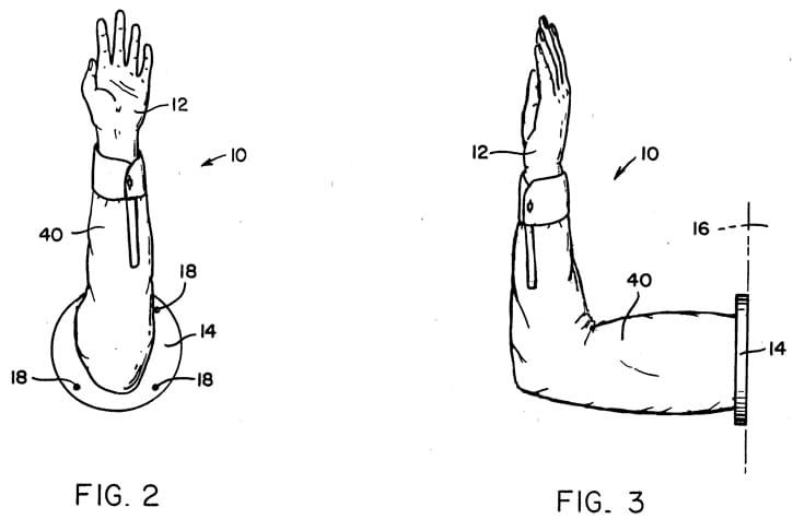 """An Apparatus for simulating a """"high five"""""""