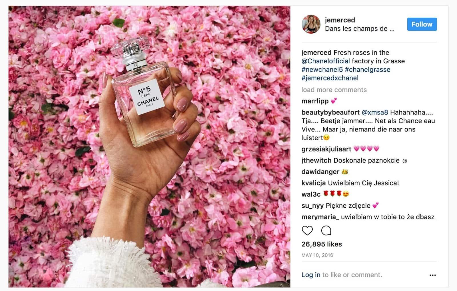 Jessica Kirschner Instagram Post