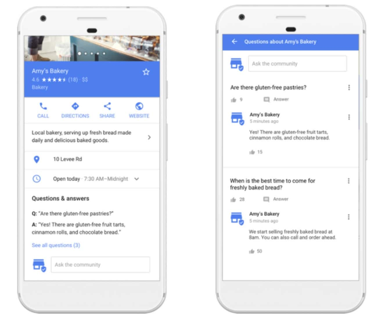 Google Introduces Q&A Feature for Google Maps