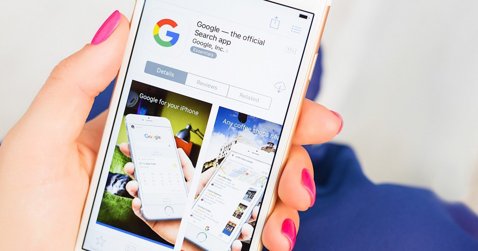 Google's iOS App Can Now Filter Search Results by Date