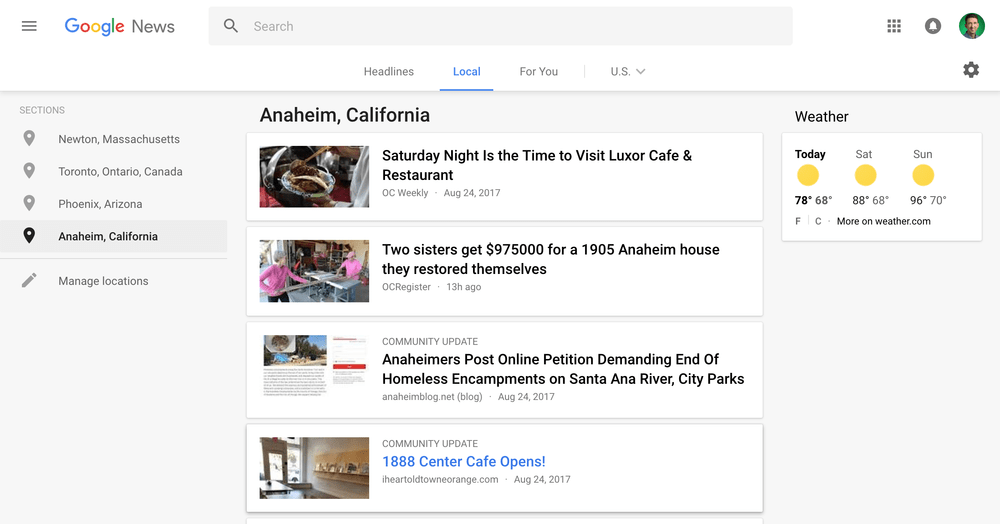 Stay Connected Locally With Google's Community Updates