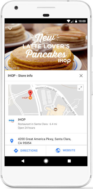Google's YouTube Ads Upgraded With Location Extensions and Store Visits Measurement