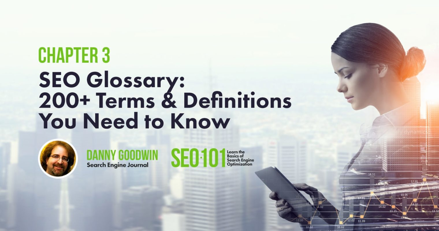SEO Glossary: 200+ Terms & Definitions You Need to Know