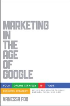Vanessa Fox: Marketing in the Age of Google