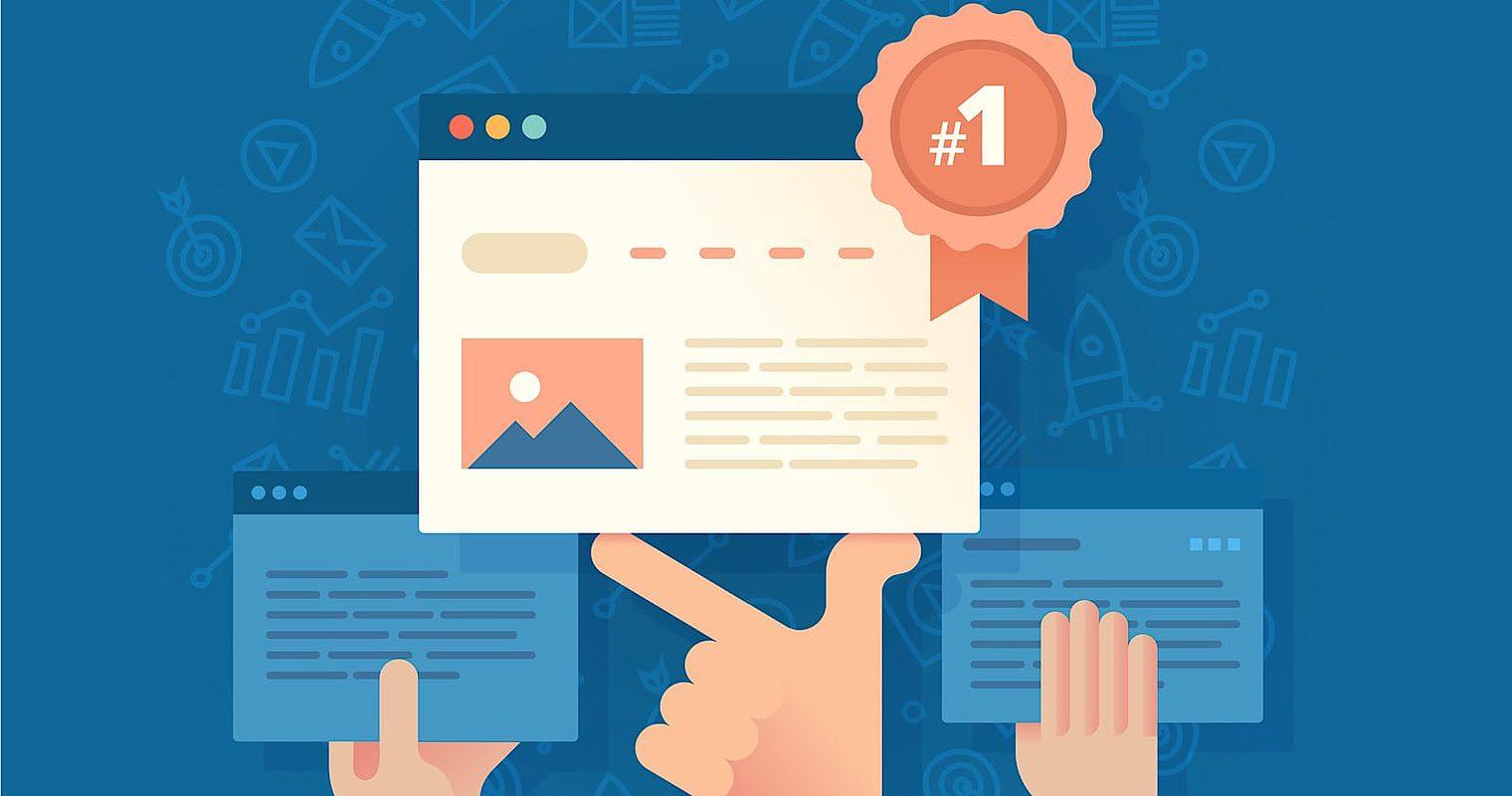 Top 17 Organic Search Ranking Factors [STUDY]