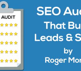 SEO Audits That Build Leads & Sales