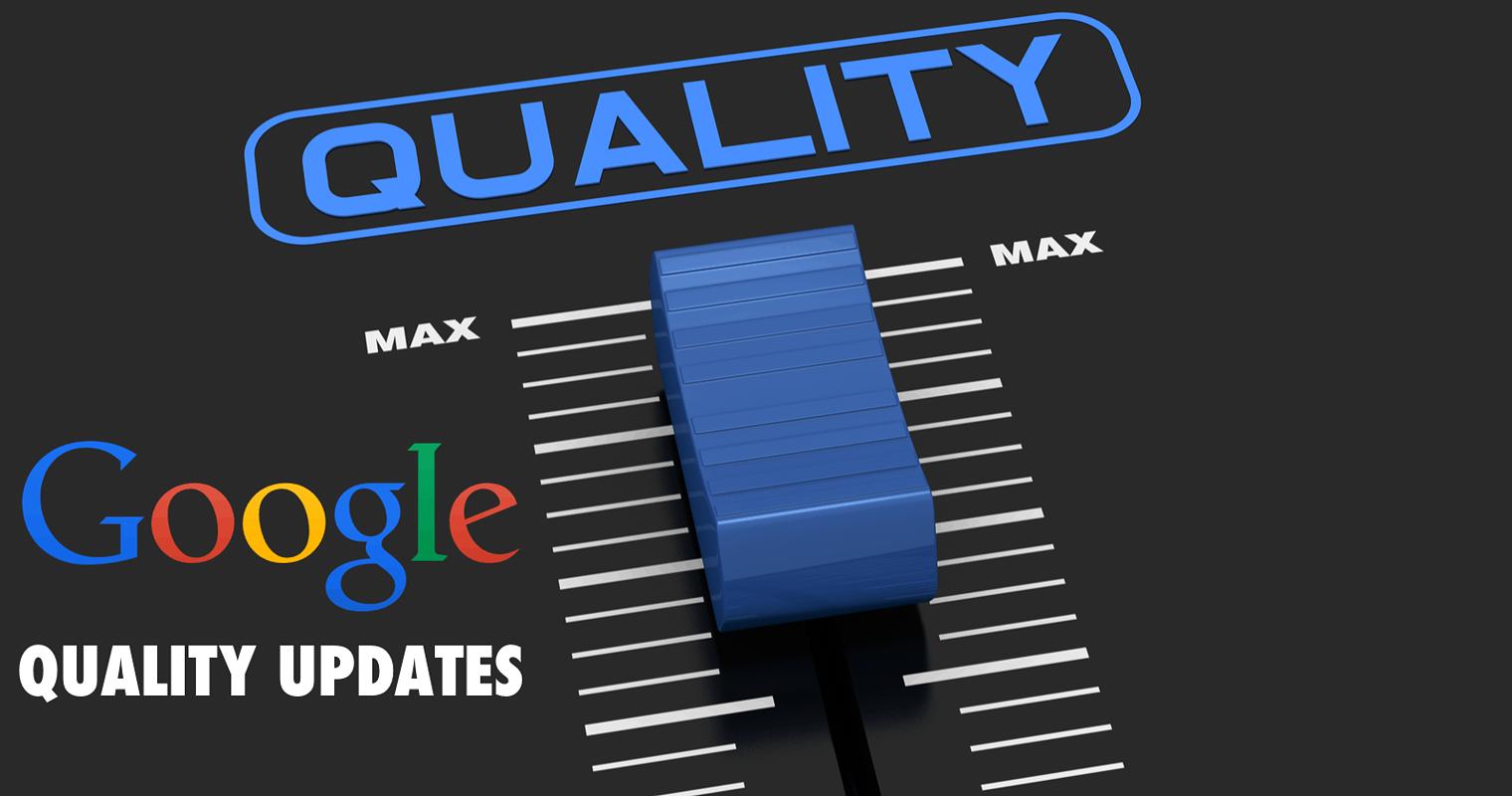 The Phantom Returns: A Guide to Google's Quality Updates