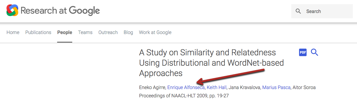 A Study on Similarity and Relatedness