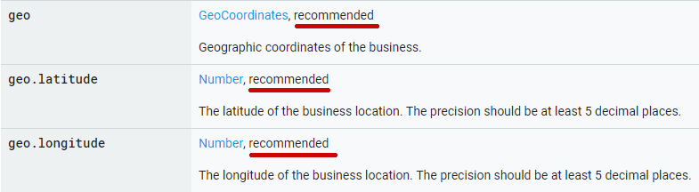 Google on Structured Data for Local SEO