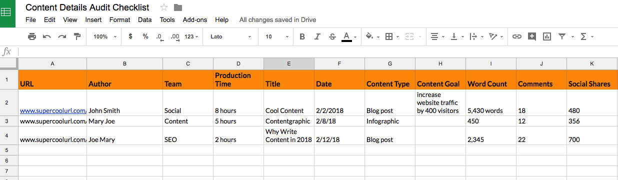 How to Do a Content Audit: The Ultimate Checklist
