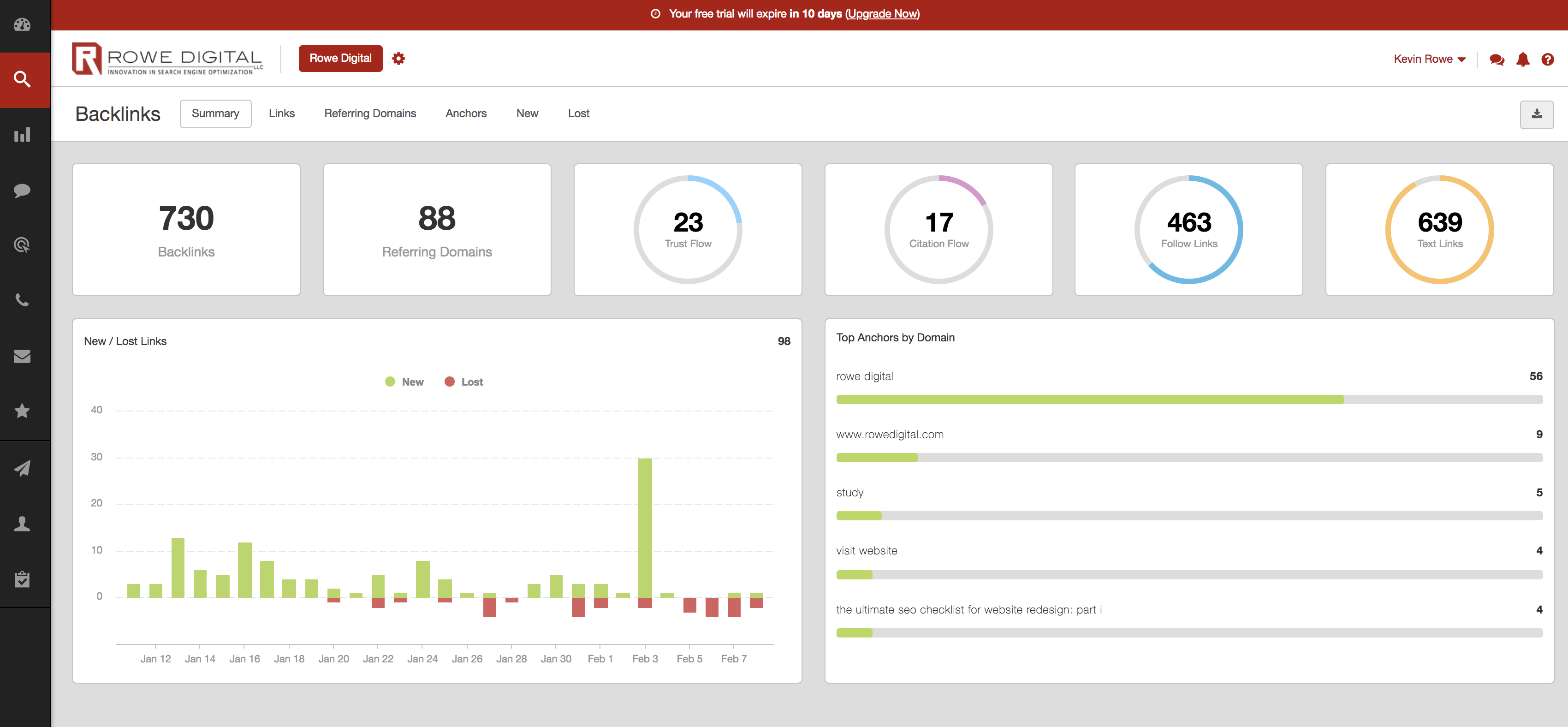 agency analytics reporting tool