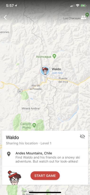 Google April Fools Joke: Find Waldo in Google Maps