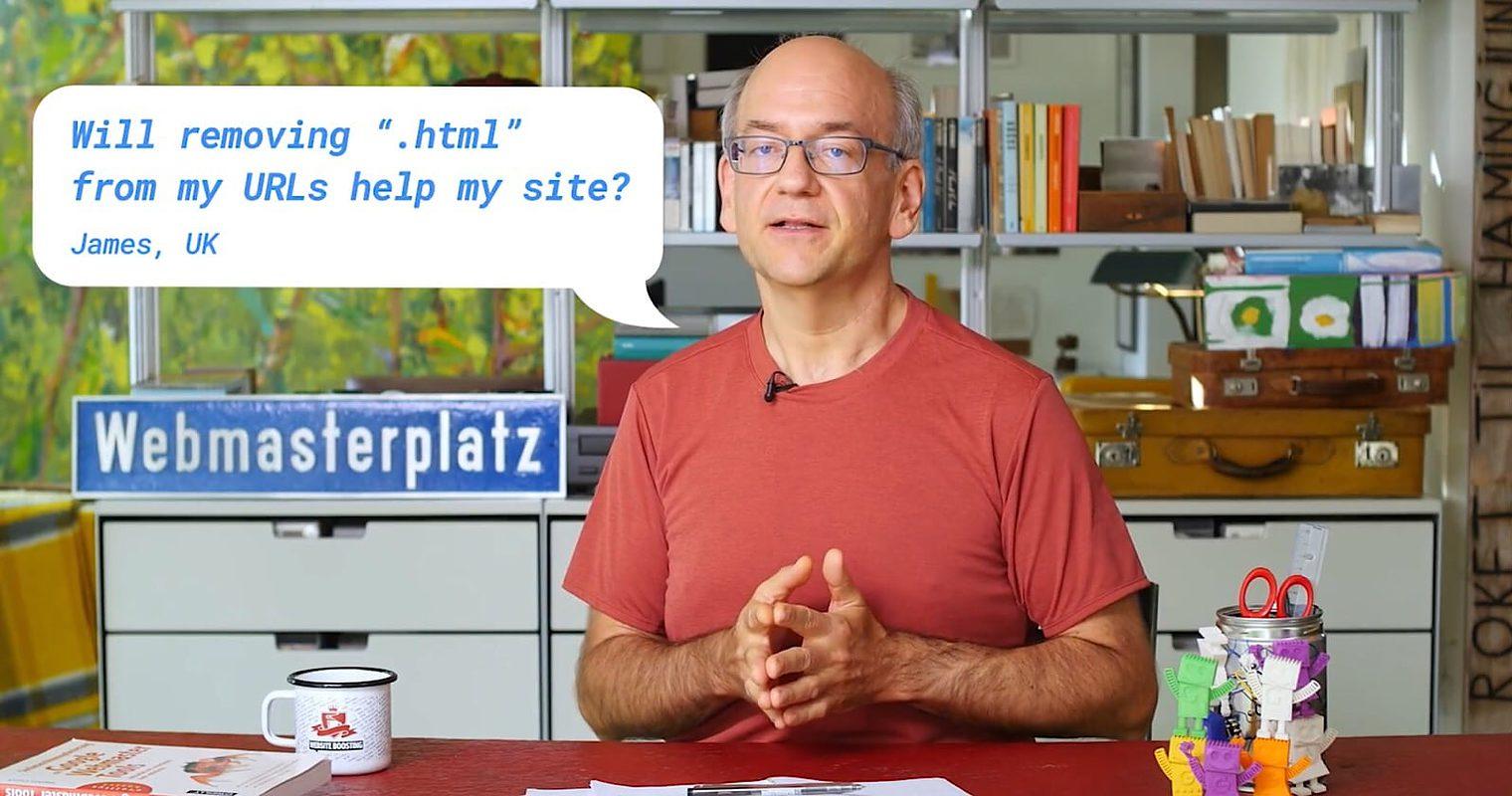 Google's John Mueller Says File Extensions in URLs Do Not Matter