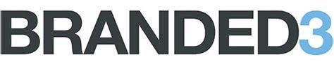 Branded3 logo